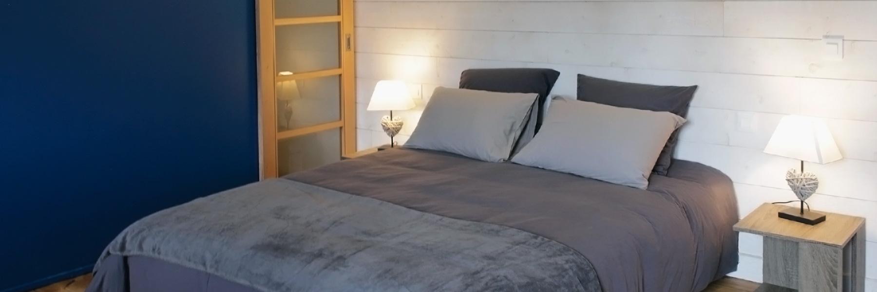 Guest room Bretagne island Groix