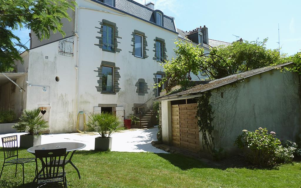 Chambre d'hôte Groix en Bretagne - Lorient - La Parenthèse de l'île