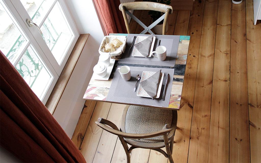 Belles chambres d'hôtes en Bretagne sur l'île de Groix, composée de 5 chambres d'hôtes et 1 gîte.