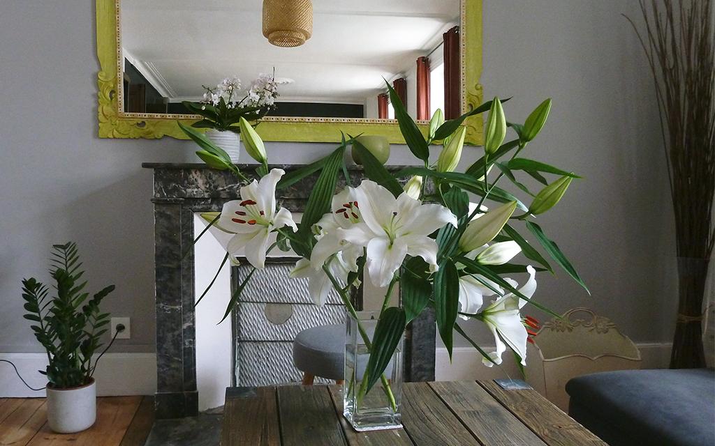 Les chambres d'hôtes de la Parenthèse de l'île sont spacieuses et confortables avec un accueil personnalisé