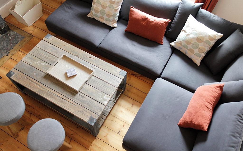 Meilleures chambres d'hôtes en Bretagne sur l'île de Groix, composée de 5 chambres d'hôtes et 1 gîte.