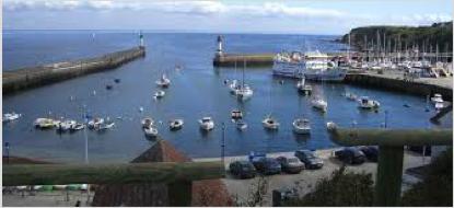 Port île de Groix